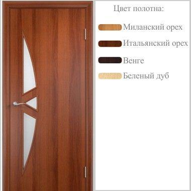 Дверь МДФ C-1