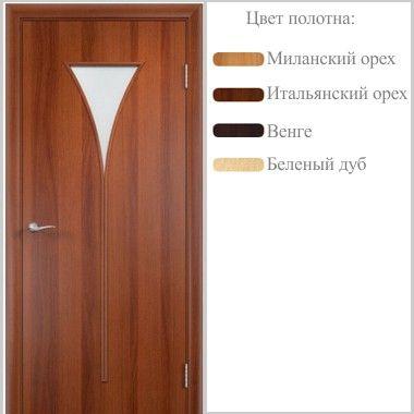 Дверь МДФ C-4