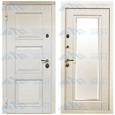 Стальная дверь «ТРИО-2»