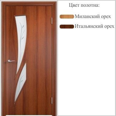 Дверь МДФ C-2
