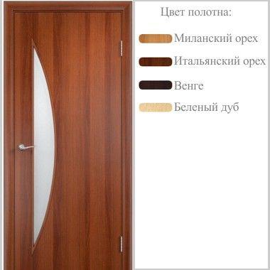 Дверь МДФ C-6
