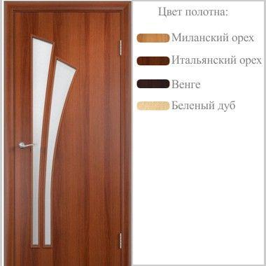 Дверь МДФ C-7